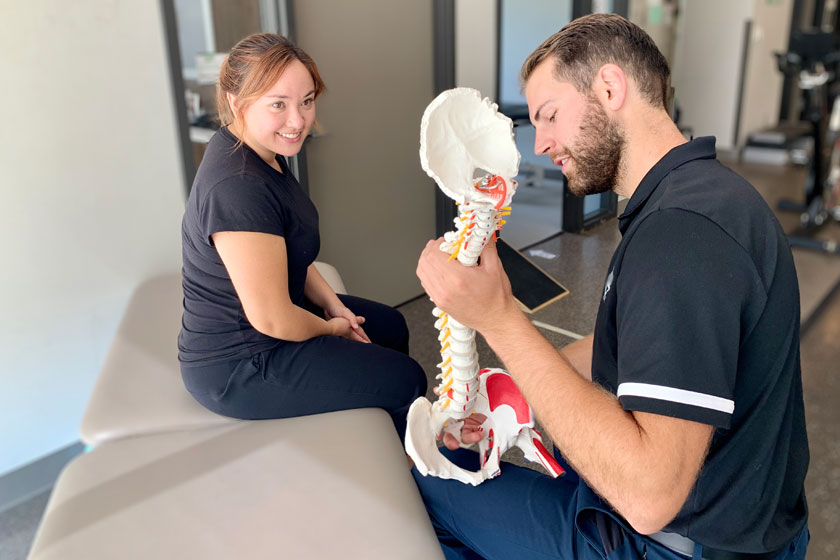 Trent Health In Motion - Chiropractic