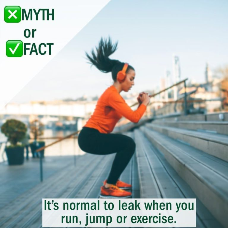 Is It Normal to Leak When You Exercise? - By Reanna Motopoli, Registered Physiotherapist