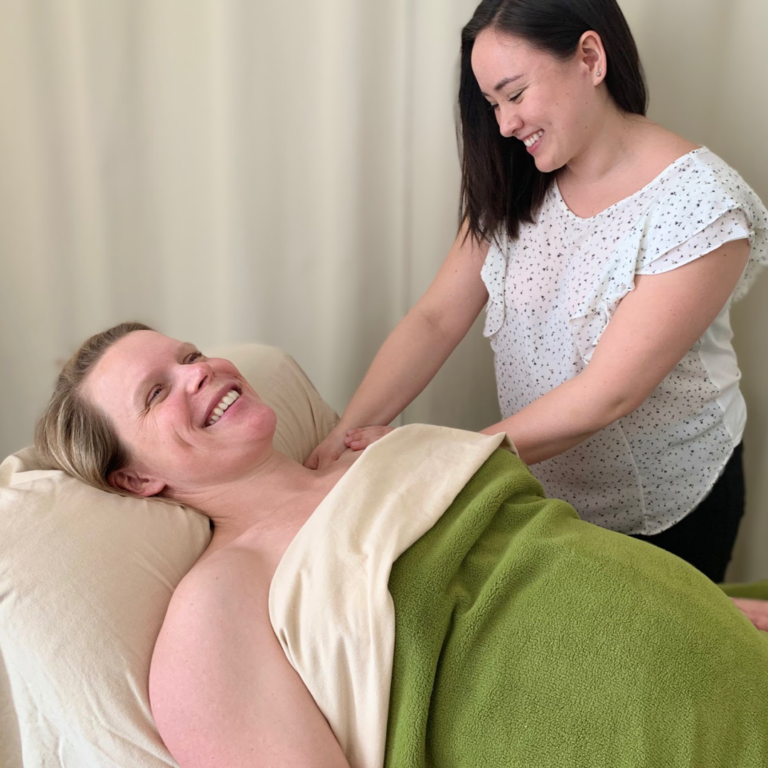 Massage Therapy During Pregnancy - By Madeleine Ganly, Registered Massage Therapist